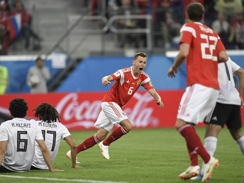 World Cup 2018, Russia vs Egypt Highlights: Russia Record Second Win, Beat Egypt 3-1