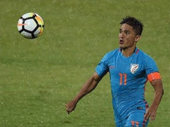 FIFA World Cup: Sunil Chhetri Picks His Favourites, Says Lionel Messi Is The Greatest