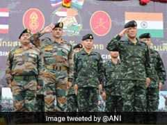 India-Thailand Army Contingents Train For Integrated Tactical Operations