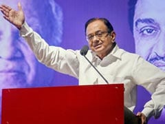 """RBI Governors Insulted By Centre, Forced To Quit"": P Chidambaram"