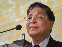 8 Months After Judges' Dissent , Chief Justice Dipak Misra Breaks Silence
