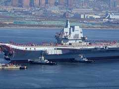 China Denies Report It May Sell Aircraft Carrier To Pakistan