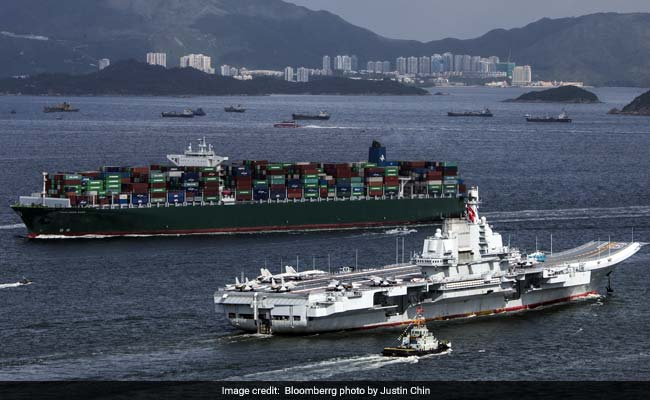 China Hacked Navy Contractor, Secured Trove Of Sensitive Data On Submarine Warfare