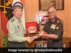 Chinese Army Delegation In India To Improve Coordination Along Border