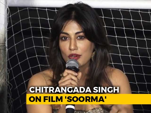 Chitrangada Singh On Backing Film Soorma As A Producer