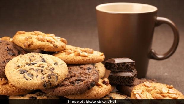 Hazelnut / Peanut Butter Cookies