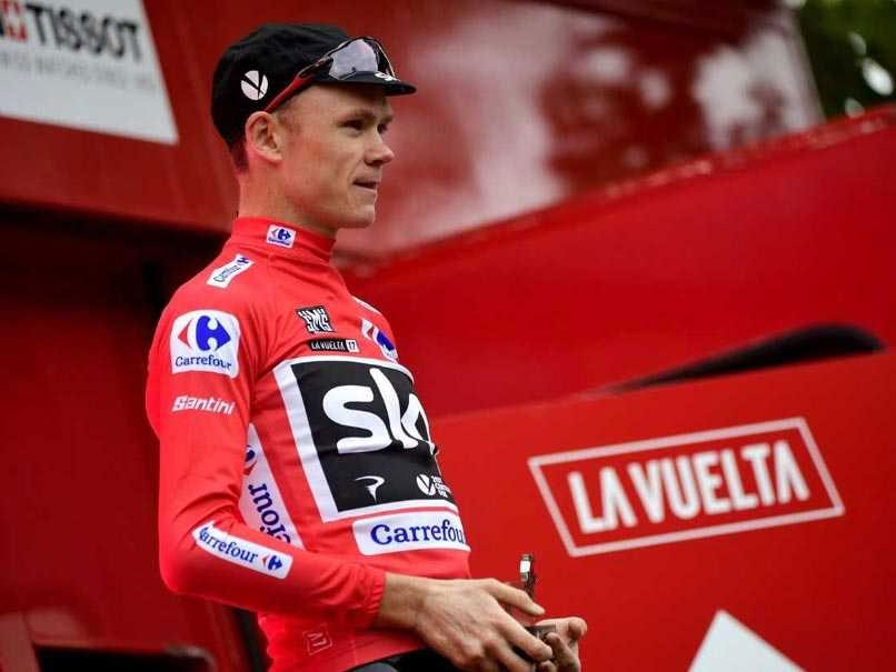 Chris Froome Banned By Tour de France Organisers: Report