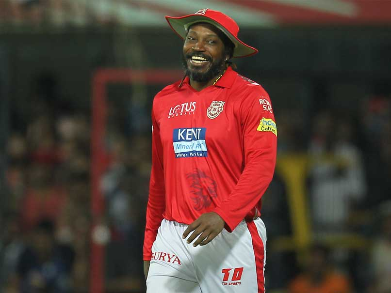 IPL 2018: Chris Gayle, In A Turban, Lends His Dance Moves To Shikhar Dhawan