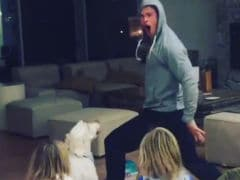 Thor, Interrupted: Chris Hemsworth's Crazy Dance To Miley Cyrus Song Is <I>Wrecking</i> Us All