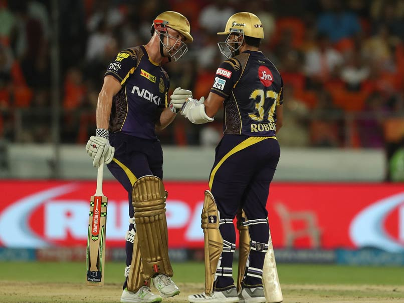 IPL 2018: Chris Lynn, Prasidh Krishna Star As Kolkata Beat SunRisers To Enter Playoffs