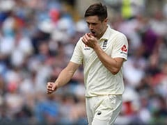 Chris Woakes Joins Ben Stokes On England Injury List