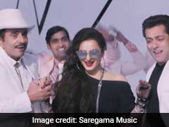 <I>Rafta Rafta</I>: Rekha Steals The Show From Salman Khan, Sonakshi In New Medley From <I>Yamla Pagla Deewana: Phir Se</I>