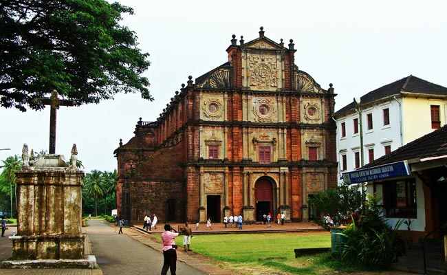 Holy Cross Found Desecrated In South Goa, Case Registered