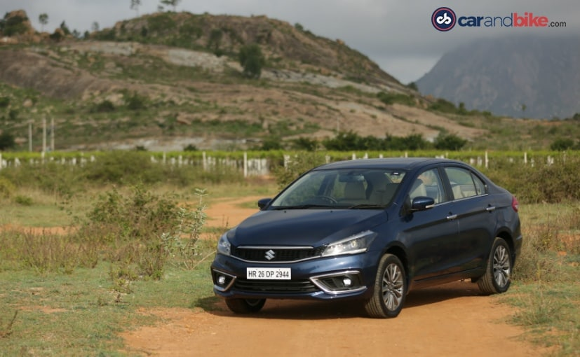 The new Ciaz Facelift will have Suzuki Connect telematics system as standard