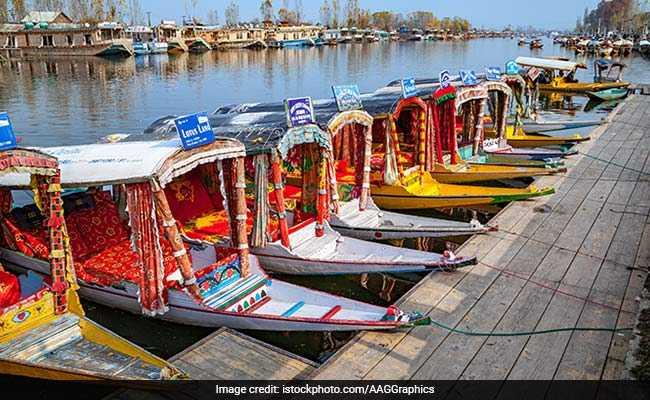 Now, Uber-Like App For Booking Shikara Rides In Srinagar's Dal Lake