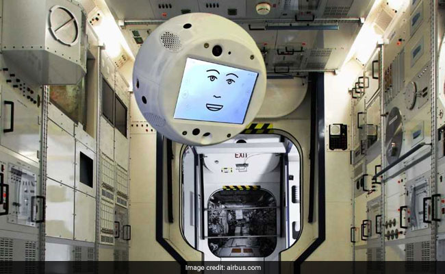 'Flying Brain' Heads To International Space Station Aboard SpaceX Ship