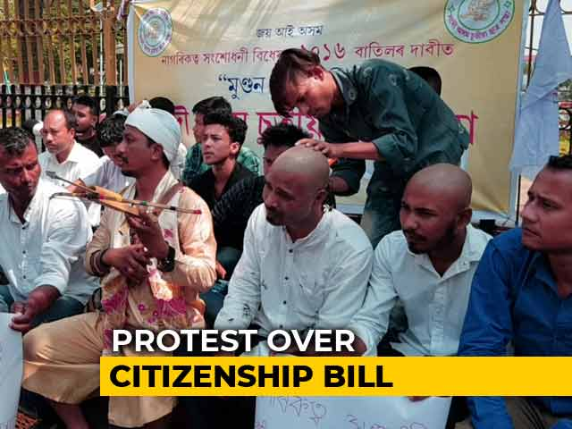 Video : Citizenship Bill Spawns Trouble For BJP In Assam
