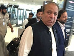 """Ready For Any Eventuality"": Nawaz Sharif's Flight To Lahore 4 Hours Late"