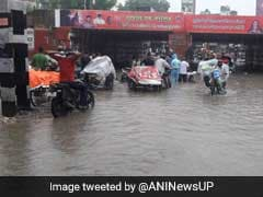 Number Of Dead In Rain-Related Incident Rises To 79 In Uttar Pradesh