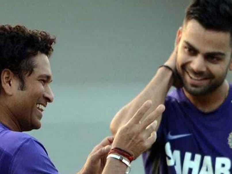 Virat Kohli can not win all games for us, says sachin tendulkar
