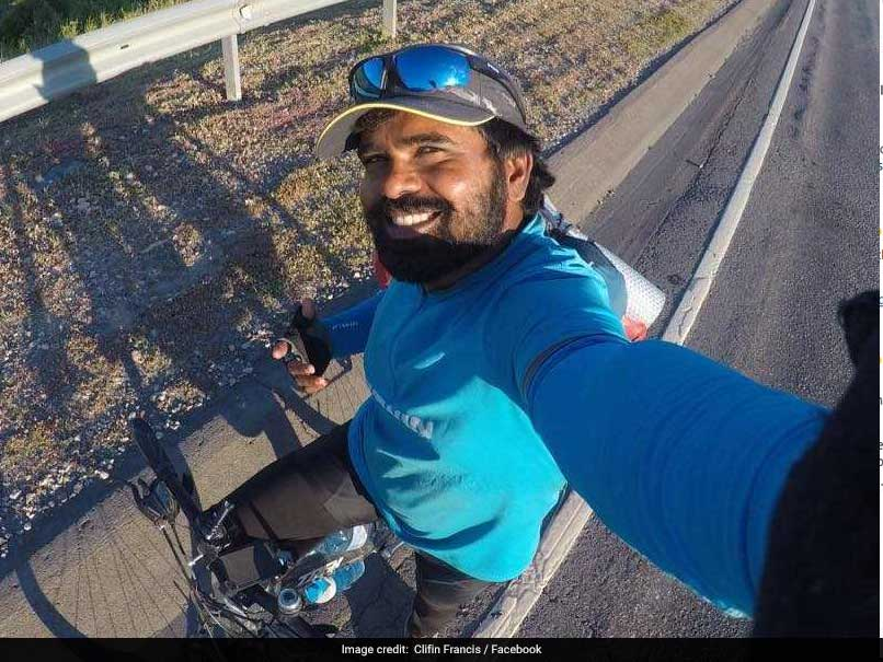 World Cup 2018: Indian Fan Cycles To Russia To Catch A Glimpse Of Lionel Messi