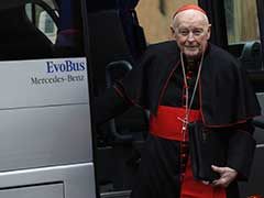 US Cardinal Accused Of Sexually Abusing Teen For 5 Decades, Resigns