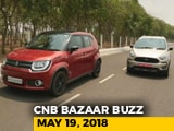 Video : Maruti Suzuki Vitara Brezza AMT, Ignis vs Freestyle, Amaze & Yaris Launch