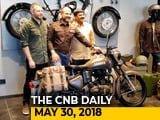 Video: Royal Enfield Classic 500 Pegasus, Volvo XC40, MINI Countryman
