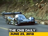 Video : VW I.D.R Pikes Peak Record, Ducati Recall, Skoda India And VW