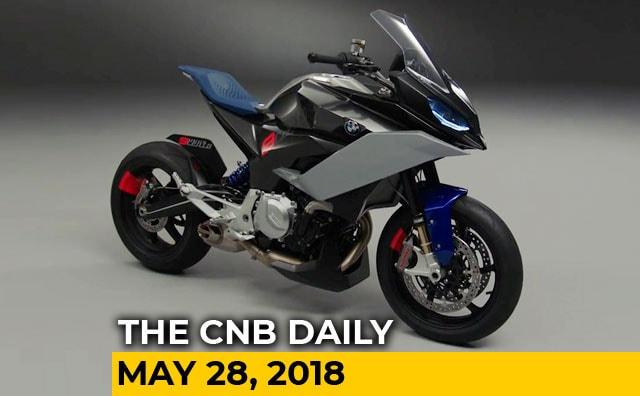 Suzuki Gixxer ABS, BMW 9cento, Nissan Terra, Mercedes-Benz Milestone