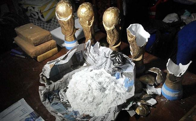 In $13 Million Haul, 58 Kilos Of Cocaine Seized In Tonga