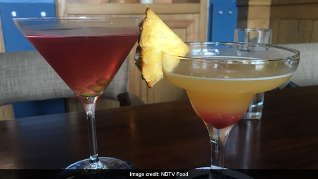 cocktail and mocktail