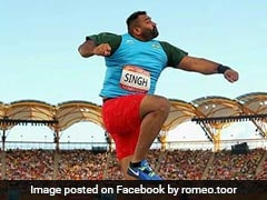 Asian Games 2018: Shot Putter Tejinder Toor Confident Of Podium Finish At Asiad