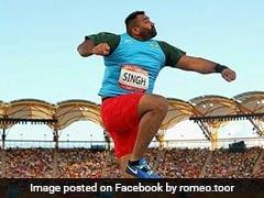 Asian Games 2018: Shot Putter Tejinder Toor Confident Of Podium Finish At Asiad