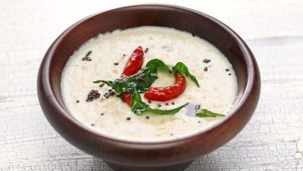 How To Make Quick Coconut Chutney At Home