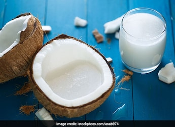 This 4-Ingredient Coconut Drink May Help Boost Immunity (Recipe Inside)