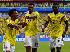 Yerry Mina Winner Sends Colombia Through To Last 16 As Senegal Go Out