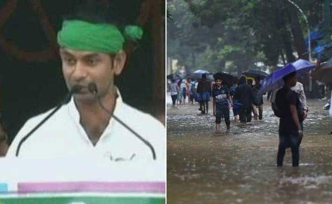 मुंबई में मॉनसून हुआ कमजोर, तेजप्रताप के रडार पर RJD नेता, 5 बड़ी खबरें