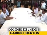Video : Congress In No Hurry To Fill Six Vacant Cabinet Berths In Karnataka