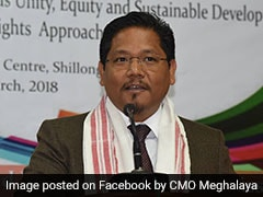 University Of Berkeley To Adopt 100 Meghalaya Villages: Chief Minister