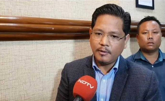 Confident Of Win In Assembly Bypolls Says Meghalaya Chief Minister