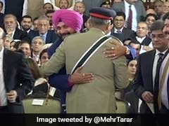 Opinion: Sidhu's Hug, Captain's Response - And Sonia Gandhi To The Rescue