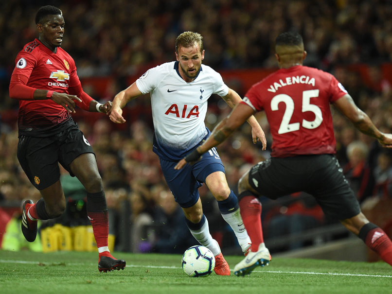 Premier League: Harry Kane Says Tottenham Win At Manchester United Is Statement Of Intent
