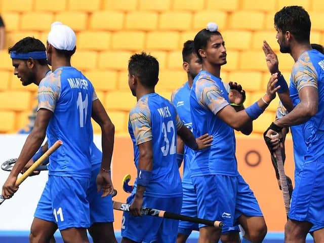 Asian Games 2018: India Men's Hockey to Face Malaysia Test in Semis of Asiad
