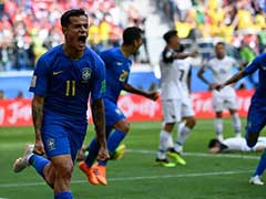 World Cup 2018, Brazil vs Costa Rica Highlights: Coutinho, Neymar Score In Added Time As Brazil Beat Costa Rica