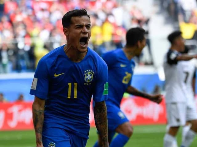 World Cup 2018, Brazil vs Costa Rica Highlights: Coutinho, Neymar Score In Added Time As Brazil Beat Costa Rica