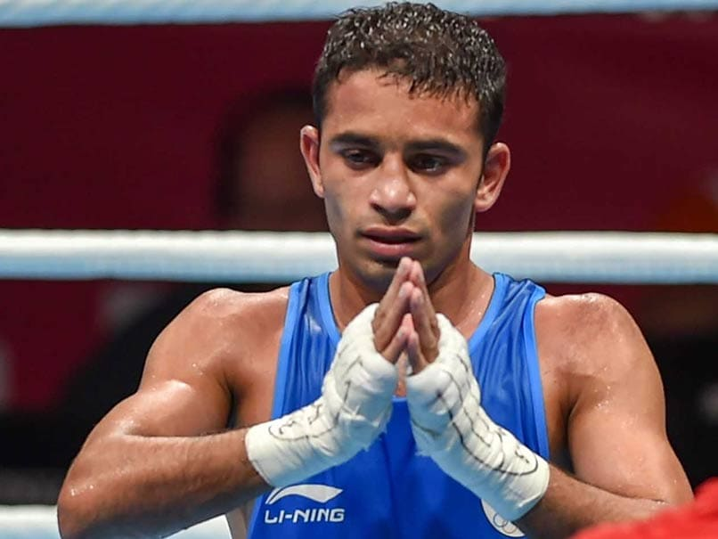 Asian Games 2018: Amit Panghal Beats Olympic Champion To Win Boxing Gold