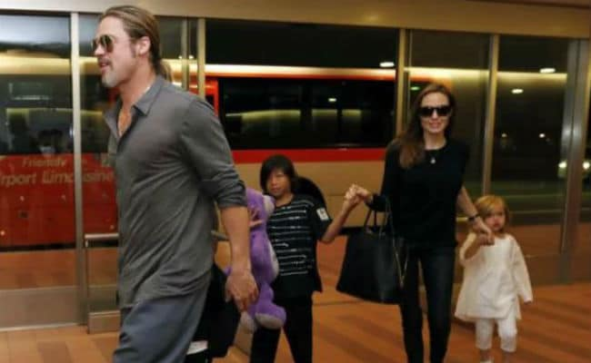 Angelina Jolie Extends...