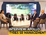 Video : In Conversation With Neeraj Kanwar & Satish Sharma, Apollo Tyres