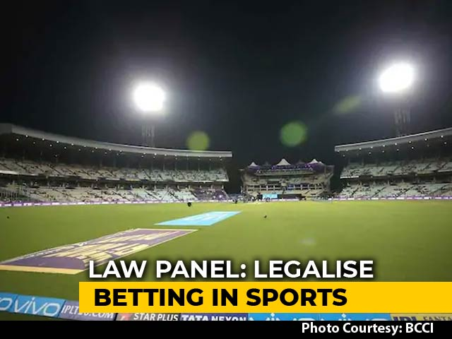 Video : Legalise Gambling, Betting On Sports, Says Law Commission
